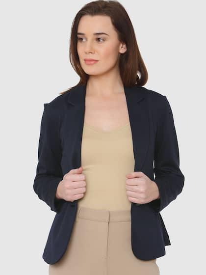 9a7150445f Women Blazers Online - Buy Blazers for Women in India