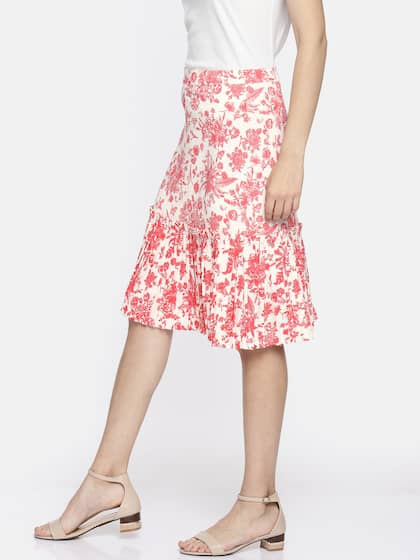 9b732440f9e Printed Skirts - Buy Printed Skirts Online in India