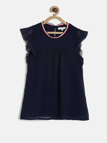 e0a74032c57837 Tommy Hilfiger Tops - Buy Tommy Hilfiger Tops online in India