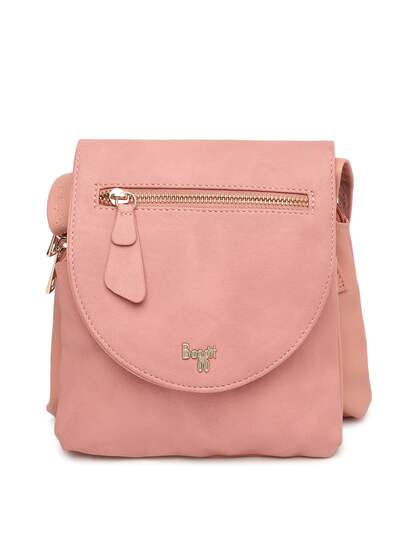 27f7a97a11ae Baggit. Solid Sling Bag
