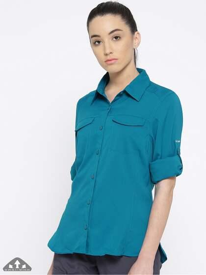 9842ef58601 Women Columbia Shirts - Buy Women Columbia Shirts online in India