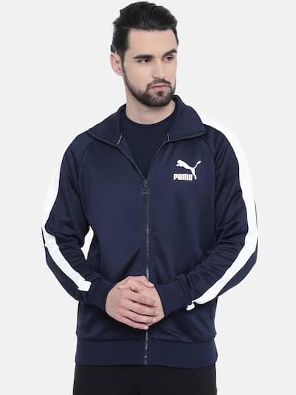 Puma Jacket Buy Original Puma Jackets Online In India Myntra