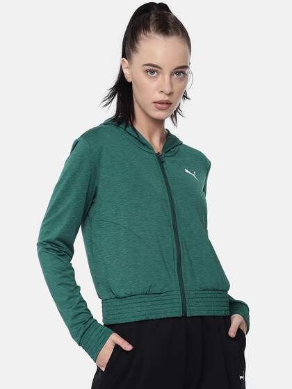 48e0d54082a9 Women s Puma Jackets - Buy Puma Jackets for Women Online in India