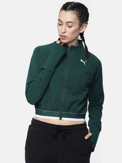 3c3bc4ddcc4d9 Women's Puma Jackets - Buy Puma Jackets for Women Online in India