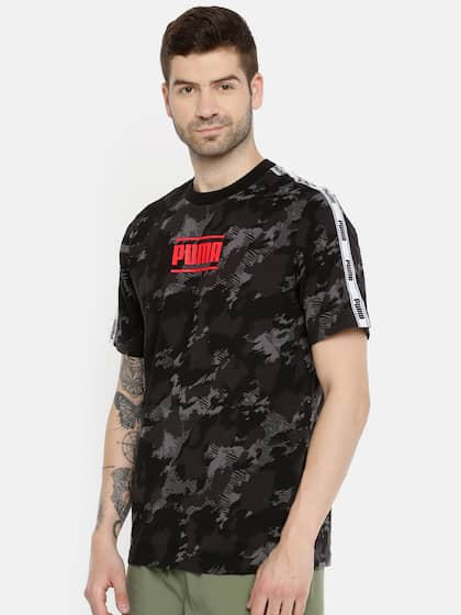 7d74b6bf Puma T shirts - Buy Puma T Shirts For Men & Women Online in India