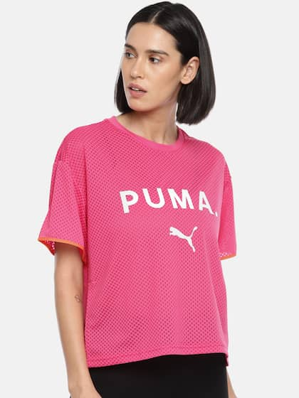 7fb1924e Puma T shirts - Buy Puma T Shirts For Men & Women Online in India