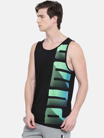 df601451949 Puma Sleeveless Tshirts - Buy Puma Sleeveless Tshirts online in India