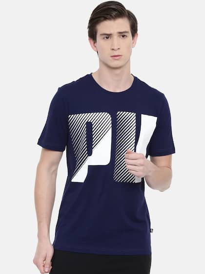 10a471ca8491bd Puma T shirts - Buy Puma T Shirts For Men & Women Online in India