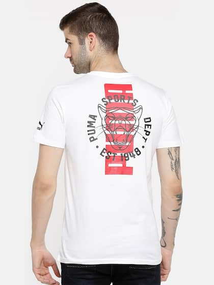 191722f085d5 Puma T shirts - Buy Puma T Shirts For Men   Women Online in India
