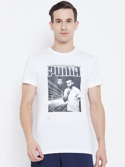 c4b71c6da9b Puma T shirts - Buy Puma T Shirts For Men   Women Online in India