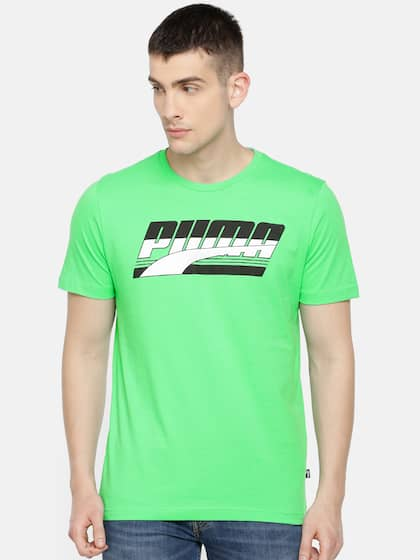 eaa833d5139 Puma T shirts - Buy Puma T Shirts For Men   Women Online in India