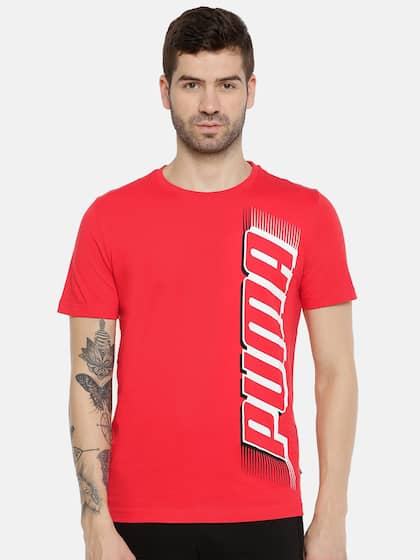 36adadf8686 Puma T shirts - Buy Puma T Shirts For Men & Women Online in India