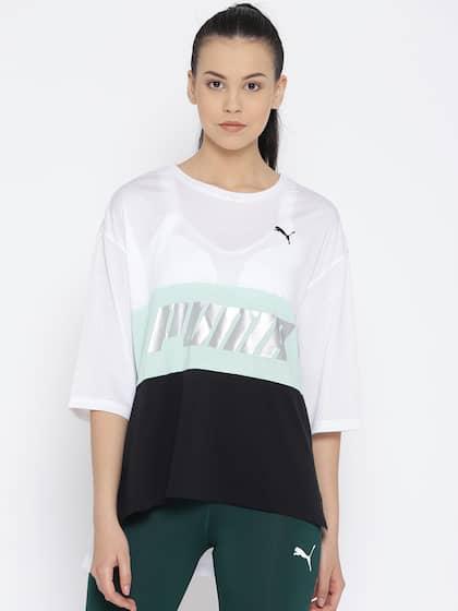 9a4fe7ca686 Puma T shirts - Buy Puma T Shirts For Men   Women Online in India