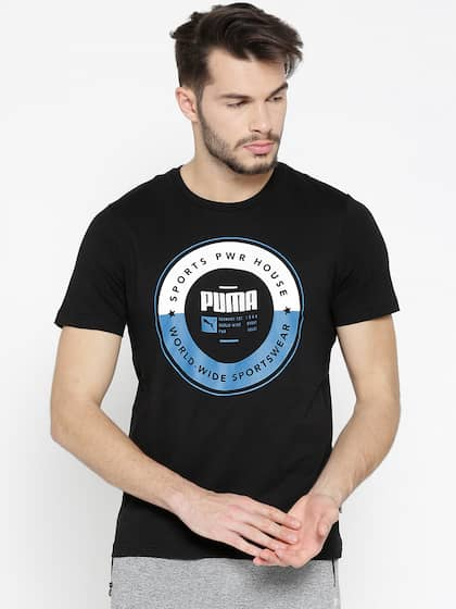 678e74c3a Puma T shirts - Buy Puma T Shirts For Men   Women Online in India