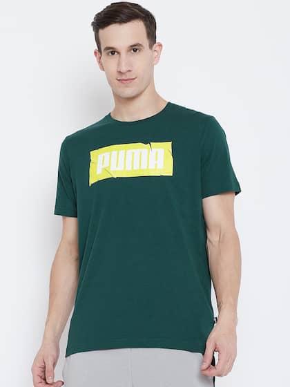 sale retailer 8d6dd 155d1 Puma T shirts - Buy Puma T Shirts For Men   Women Online in India