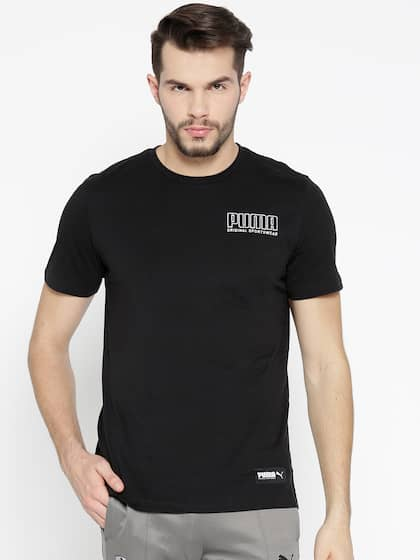 8ff8c65e7a5 Puma T shirts - Buy Puma T Shirts For Men   Women Online in India