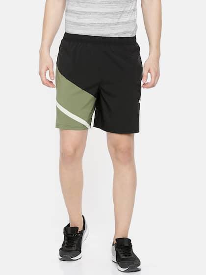 af9d7ceb2656 Puma Shorts - Buy Puma Shorts Online in India | Myntra