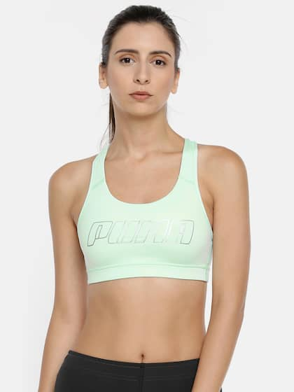 8e89d3d7d19c81 Green Bra - Buy Green Bra online in India
