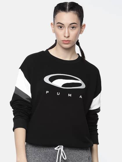 7b16d90ada480 Puma Sweatshirt - Buy Puma Sweatshirts for Men   Women In India