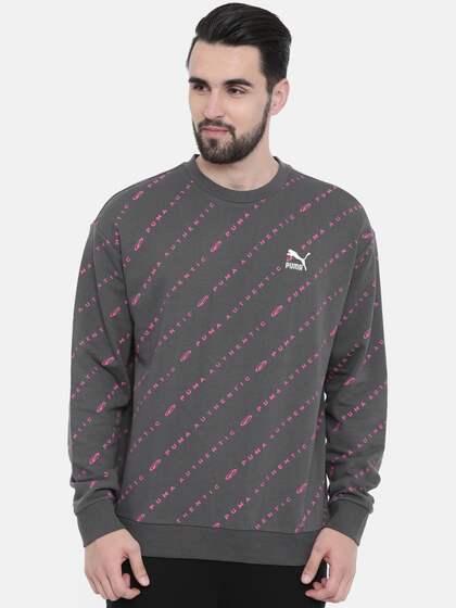 1cec9b0e2 Puma Sweatshirt - Buy Puma Sweatshirts for Men   Women In India