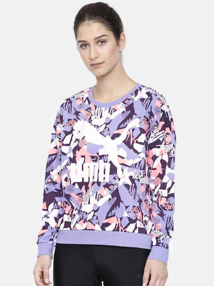 9dc13c4838a710 Puma Sweatshirt - Buy Puma Sweatshirts for Men   Women In India