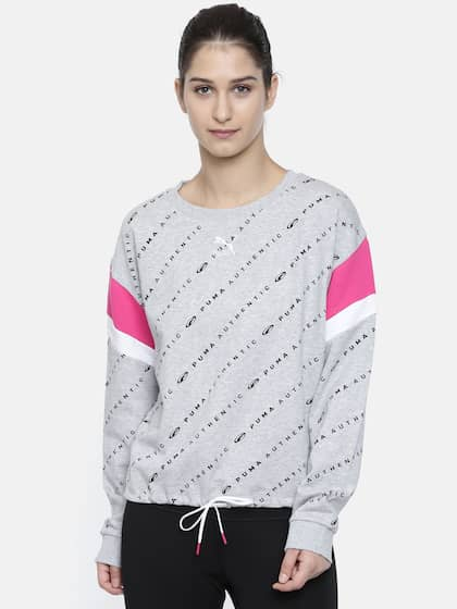 16f9a1cba3bb Puma Sweatshirt - Buy Puma Sweatshirts for Men   Women In India