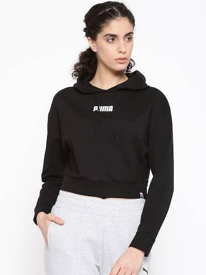 a0b82c20a07b Cropped Sweatshirts - Buy Cropped Sweatshirts online in India