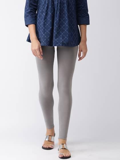 71ed0ab27e338 The Blue Grey Leggings - Buy The Blue Grey Leggings online in India