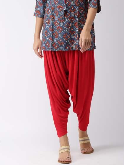 ea40020a7f8e59 Patiala Pant - Buy Patiala Pants at Best Price Online  Myntra