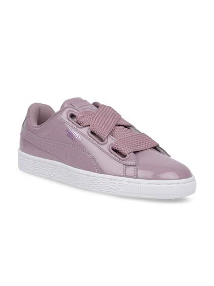 official photos 45855 ac4ca Puma Basket Heart - Buy Puma Basket Heart online in India