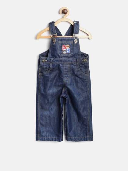 9bbac54c3 Boys Dungarees - Buy Boys Dungarees online in India
