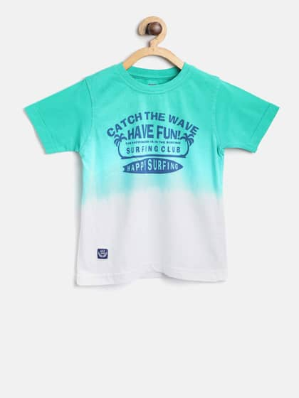 a934be92 Boys T shirts - Buy T shirts for Boys online in India