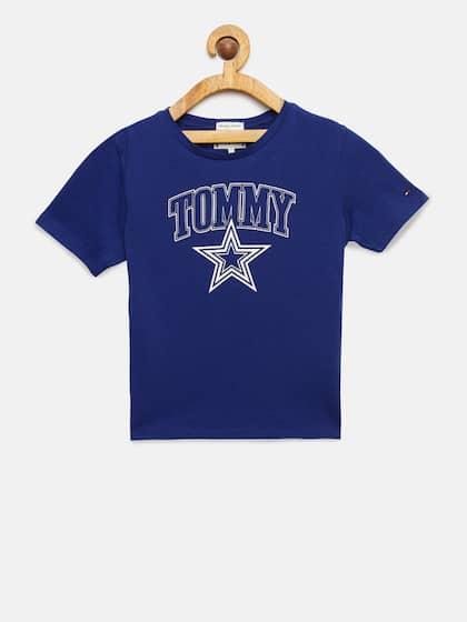 65af20511 Tommy Hilfiger Tshirts - Buy Tommy Hilfiger Tshirts Online | Myntra
