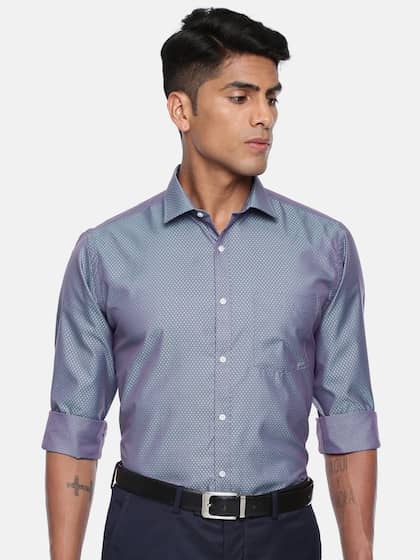 12da6b7db98 Park Avenue Shirts - Buy Park Avenue Shirts online in India