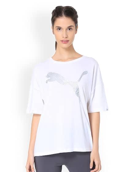 Puma T shirts - Buy Puma T Shirts For Men   Women Online in India 04492d75df