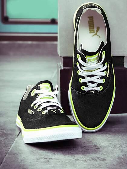 PUMA Unisex Black Limnos Cat 3 DP Sneakers