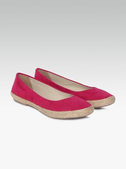 best service 0902e 93cce Ballerina Shoes   Buy Ballerina Shoes Online in India at Best Price