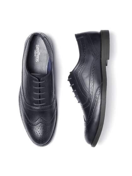 fbf6a739946e6 Formal Shoes For Men - Buy Men's Formal Shoes Online | Myntra