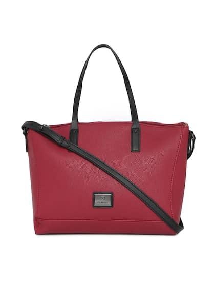 b18b56a7b5 Handbags For Women - Exclusive Women Handbags Online at Myntra