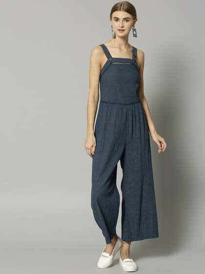 0d647a6be27 Marks   Spencer. Striped Basic Jumpsuit