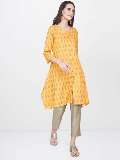 d158ee0af24 Asymmetric Kurtas - Buy Asymmetric Kurtas online in India