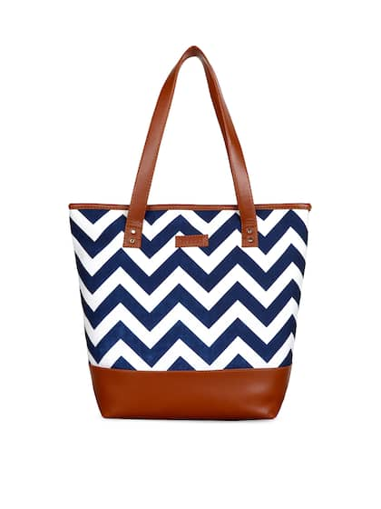 8cd380fe5bf Women Striped Tote Bags - Buy Women Striped Tote Bags online in India