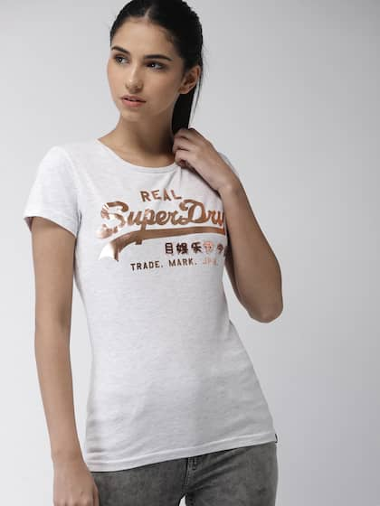 79c7853ea3b2e T-Shirts for Women - Buy Stylish Women's T-Shirts Online | Myntra