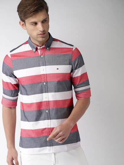 72ff800be6954 Tommy Hilfiger Shirts - Buy Tommy Hilfiger Shirt Online
