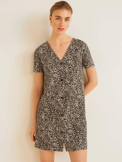 Shift Dresses - Buy Shift Dresses for Women Online - Myntra cc3c45f37