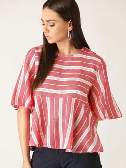 Ladies Tops - Buy Tops   T-shirts for Women Online  8ddcb2068
