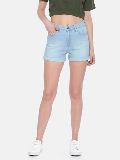 0de06346fa19 Denim Shorts - Buy Denim Shorts online in India