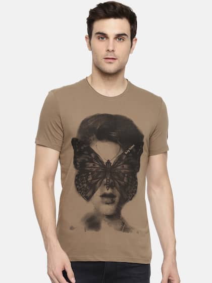 8f70fbfc7 Buy Being Human T-Shirts Online For Men At Myntra