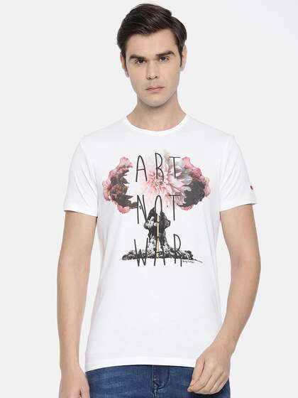 5d189afdeaa Buy Being Human T-Shirts Online For Men At Myntra