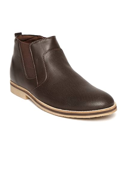 f25277d37046a Leather Casual Shoes - Buy Leather Casual Shoes Online in India